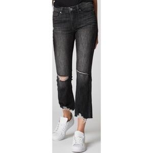 Blank NYC The Varick black crop jeans 8176